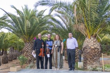 Concierto de violín y viola